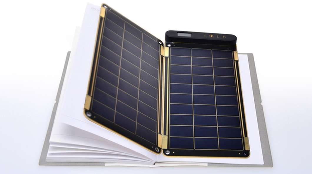 Solar Paper turns the page on portable solar chargers